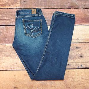 Buckle BKE Madison Skinny Jeans Size 30 Stretch